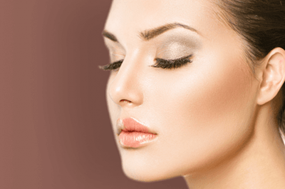 L'ovale du visage et masseters