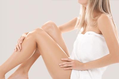 Les varicosités des jambes
