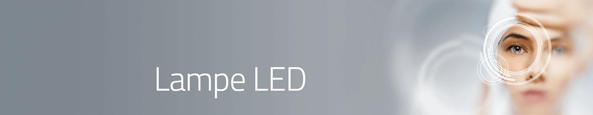 Lampe LED Medisol™ à Aix-en-Provence