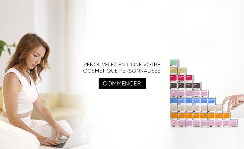 Renouveler votre prescription en ligne de cosmétologie esthétique